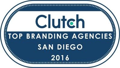 Clutch: Top Branding Agencies San Diego 2016