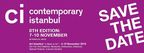 Contemporary Istanbul announces its 8th edition 7th – 10th November 2013