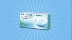 Bausch + Lomb ULTRA Contact Lenses with MoistureSeal technology product box