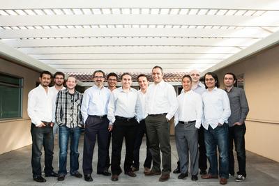 Hazelcast - team (PRNewsFoto/Hazelcast)
