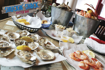 Founded in November 2007, Shuckin' Shack Oyster Bar looks to expand as a national franchise.