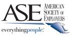 American Society of Employers logo.