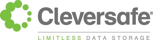 Cleversafe logo.  (PRNewsFoto/Cleversafe Inc.)