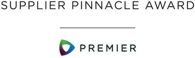 Premier Pinnacle Award Logo.  (PRNewsFoto/Sysmex America, Inc.)