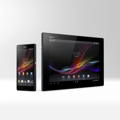 Sony announces the global availability of Xperia Tablet Z