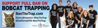 Ban Bobcat Trapping Billboard Campaign