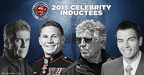 The 2015 Superman Hall of Heroes: John Walsh, Kyle Carpenter, Mario Andretti and Sean McComb