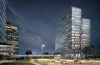 1775 Tysons Boulevard at The Corporate Office Centre at Tysons II - Evening Rendering