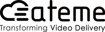 ATEME Logo.  (PRNewsFoto/ATEME)