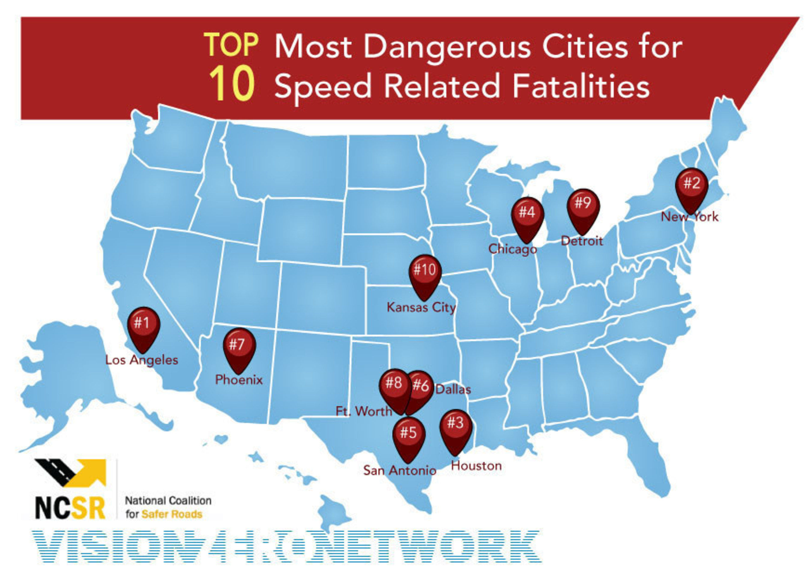 NCSR_VisionZero 2016 Speed Fatality Map