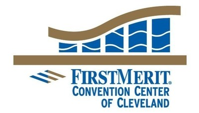 New logo for the FirstMerit Convention Center of Cleveland.
