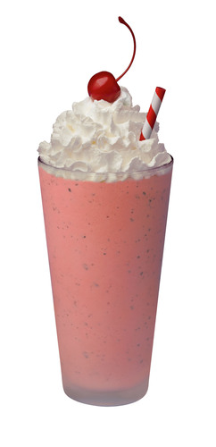 The Chick-fil-A Hand-Spun Peppermint Chocolate Chip Milkshake is back for another holiday season. Don't ...