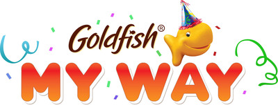 GOLDFISH(R) My Way Logo.  (PRNewsFoto/Pepperidge Farm)