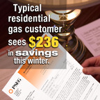 Low-cost shale gas has made heating homes more affordable this winter. PSE&G passes those savings onto customers through bill credits.