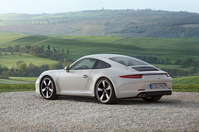 Porsche Reports Best July Sales Ever - Up 36 percent over 2012.  (PRNewsFoto/Porsche Cars North America, Inc.)