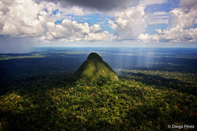 The Sierra del Divisor is the final link in an immense protected area complex that extends for more than 1,100 miles from the banks of the Amazon in Brazil to the snowy peaks of the Peruvian Andes. https://www.rainforesttrust.org/project/protecting-the-wild-heart-of-the-amazon/