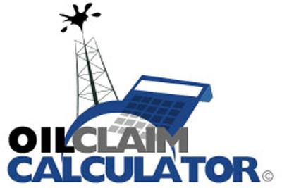 OilClaim Calculator software.  (PRNewsFoto/IT Strategies Group)