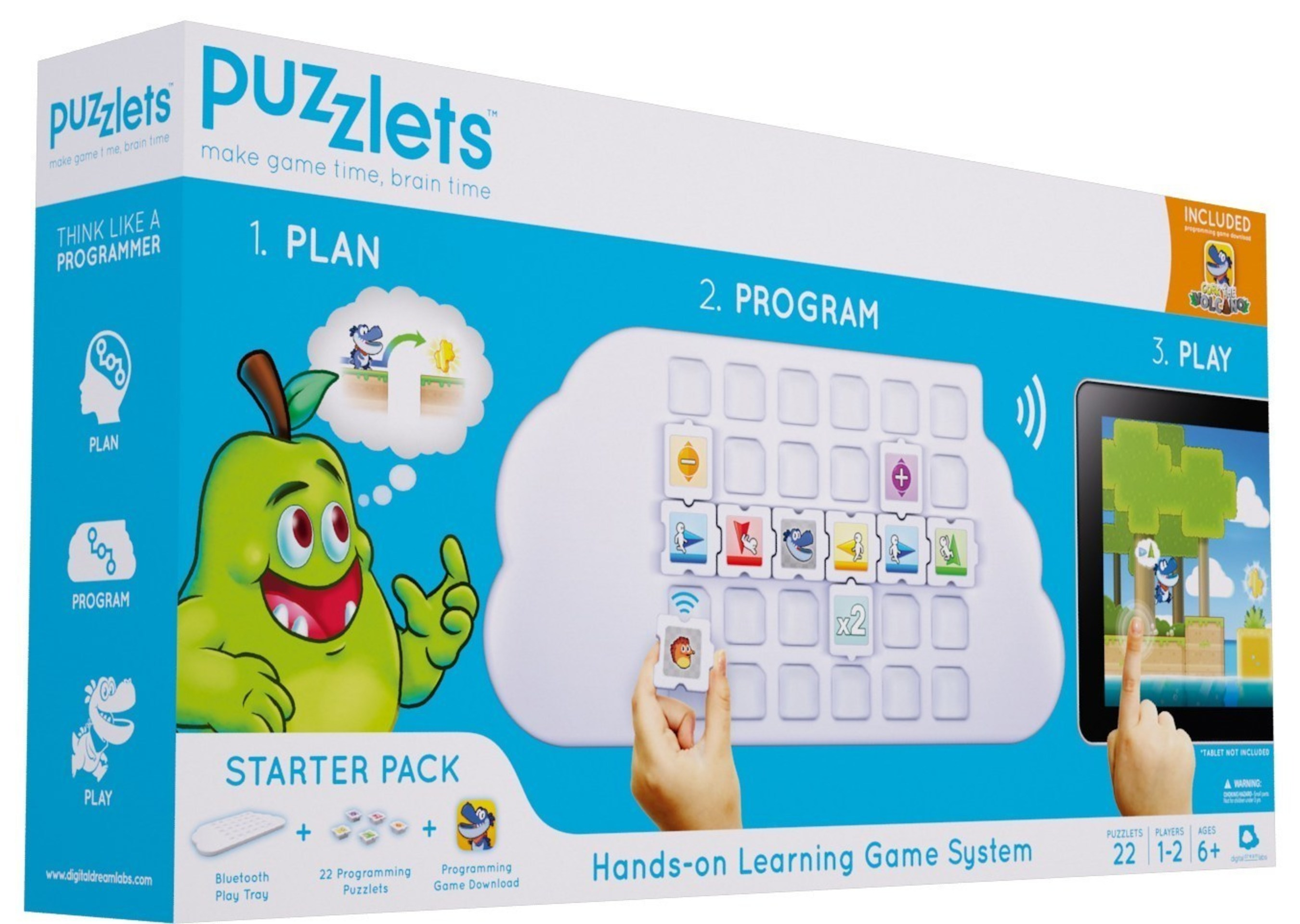 Digital Dream Labs Moves Full STEAM Ahead with Puzzlets™
