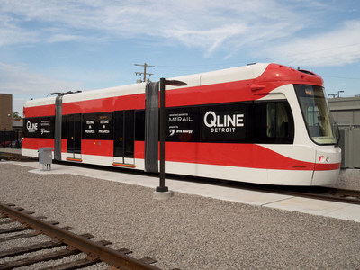 The QLINE, Powered by DTE Energy