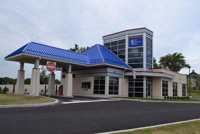 New First Resource Bank Branch at 800 N. Pottstown Pike, Exton, PA (PRNewsFoto/First Resource Bank)