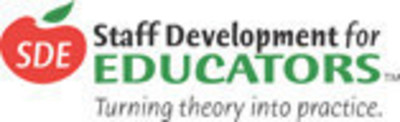 Staff Development for Educators logo