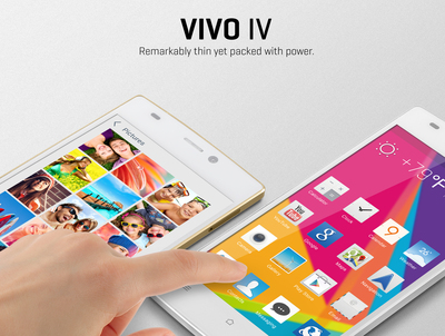 BLU VIVO IV (PRNewsFoto/BLU Products)