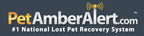 PetAmberAlert.com is the #1 lost pet recovery service in the world