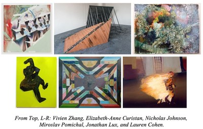 Saatchi Art Announces Shortlist For This Year's New Sensations Prize