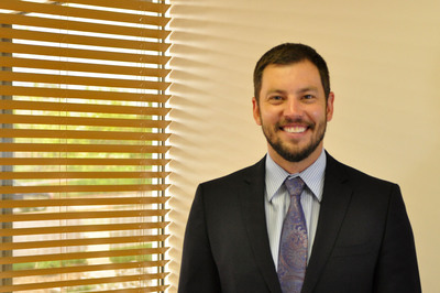 Office Evolution First Franchisee - Matt Edgar.  (PRNewsFoto/Office Evolution)