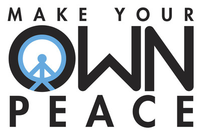 Make Your Own Peace Logo