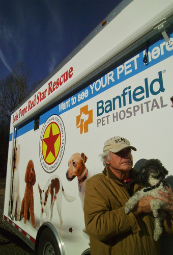 One year after Hurricane Sandy, American Humane Association today dedicated a new Red Star Rescue Vehicle in ...