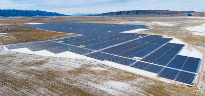 The Utah Red Hills Renewable Park (URHRP) is Utah's first utility-scale solar plant and will more than double the state's current solar footprint.