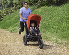 ORBIT BABY(R) DEBUTS NEW O2(TM) HYBRID STROLLER -- The O2's Dual Seating Modes make it Ideal For Running or Everyday Activities.