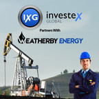 Weatherby Energy LLC and Investex Global Ltd Partner in the Oil & Gas Industry (PRNewsFoto/Investex Global, LTD)