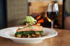 New menu item from Ivar's Salmon House Whalemaker Lounge.  (PRNewsFoto/Ivar's Seafood Restaurants)