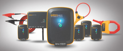 The Fluke Condition Monitoring system consists of wireless sensors, a gateway that can receive signals from the sensors up to 30 feet away, and familiar Fluke technologies, such as iFlex(R) current probes, current clamps, and temperature sensors. The system can be set up by maintenance technicians and monitoring can begin in a matter of minutes. The sensors send measurements to the cloud-based software, 24 hours a day with each sensor sending as frequently as one measurement per second -- up to 86,400 measurements a day -- to capture difficult to diagnose intermittent events.