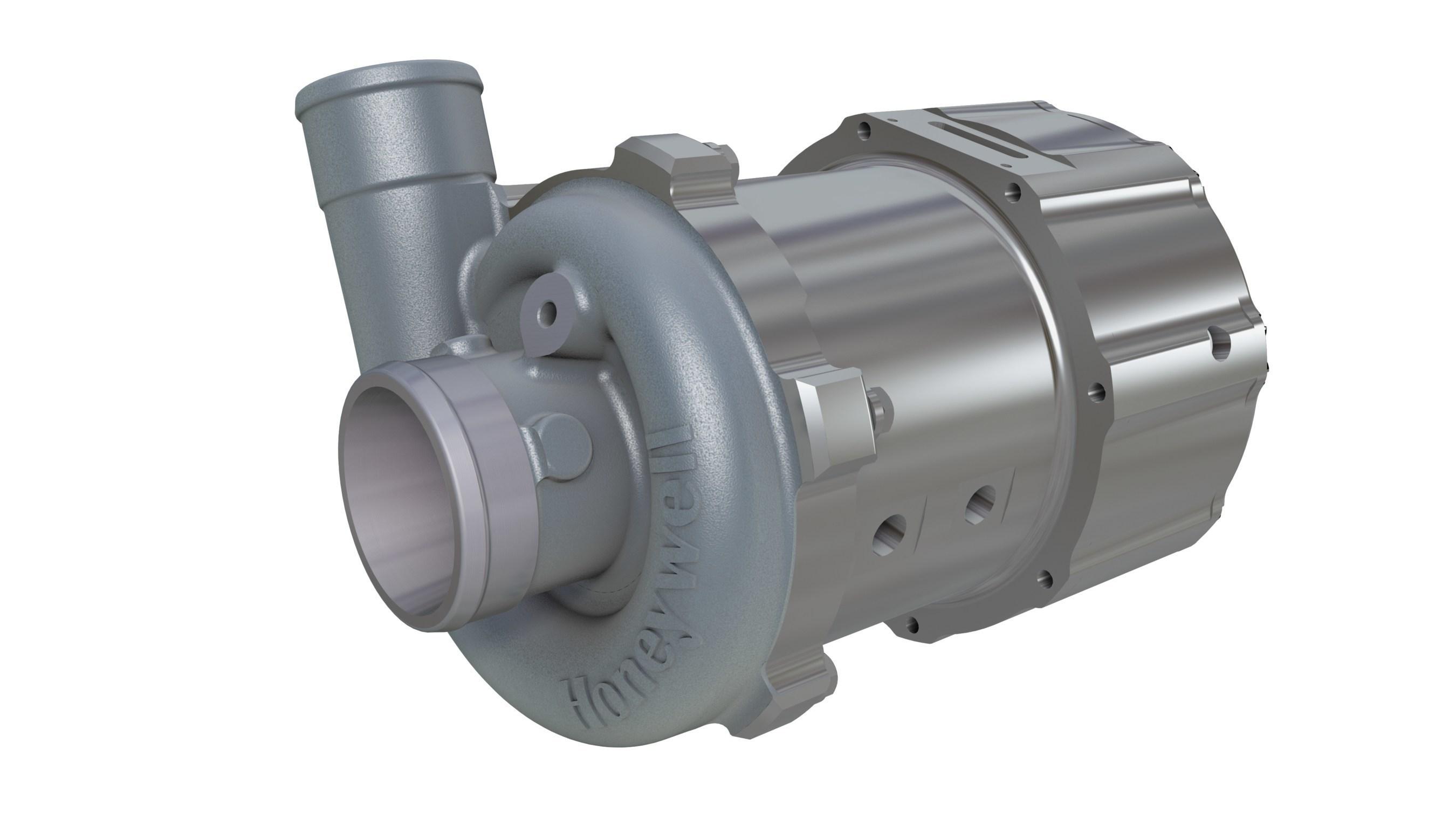 Honeywell setzt auf Elektrifizierung für Zukünftige Turbolader-Technologie