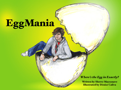 EggMania, IPPY Award winner.  (PRNewsFoto/Empowerment Productions)