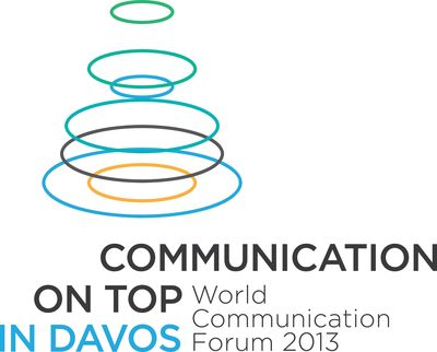 World Communication Forum Logo