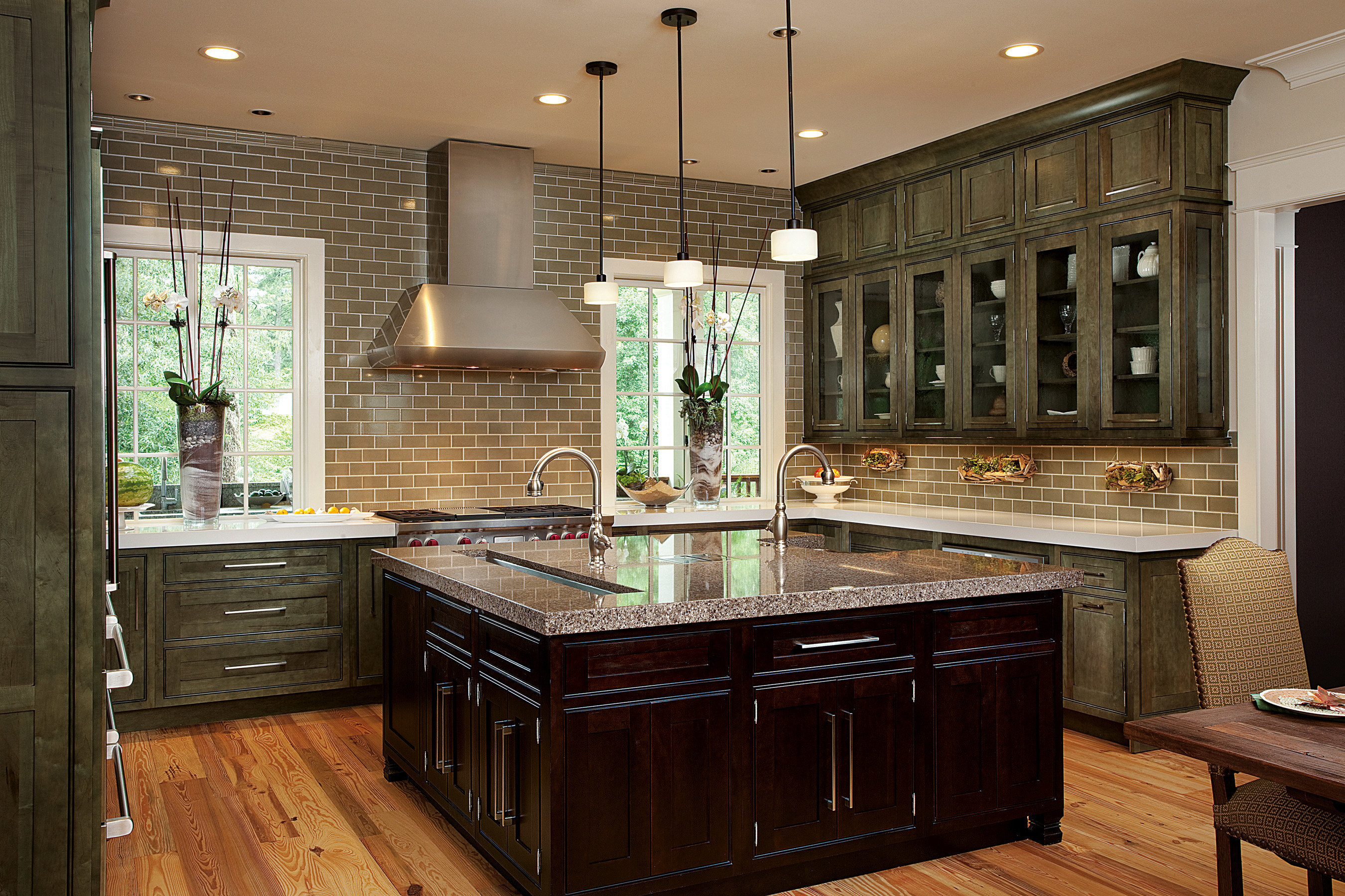 Wellborn Cabinet, Inc. Introduces Inset Door Styles To Premier