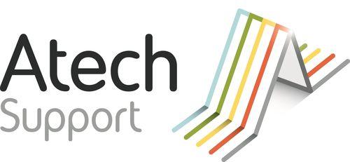 Atech Support Logo (PRNewsFoto/Atech Support)