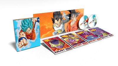 Dragon Ball Z: Resurrection 'F' Collector's Edition Image