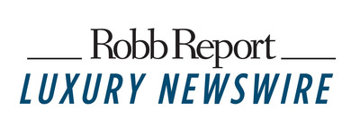 visit www.RobbReport.com/LuxuryNewswire.com for the latest luxury news releases. Learn how to submit your own luxury news releases...email LuxuryNewswire@RobbReport.com.  (PRNewsFoto/Robb Report)