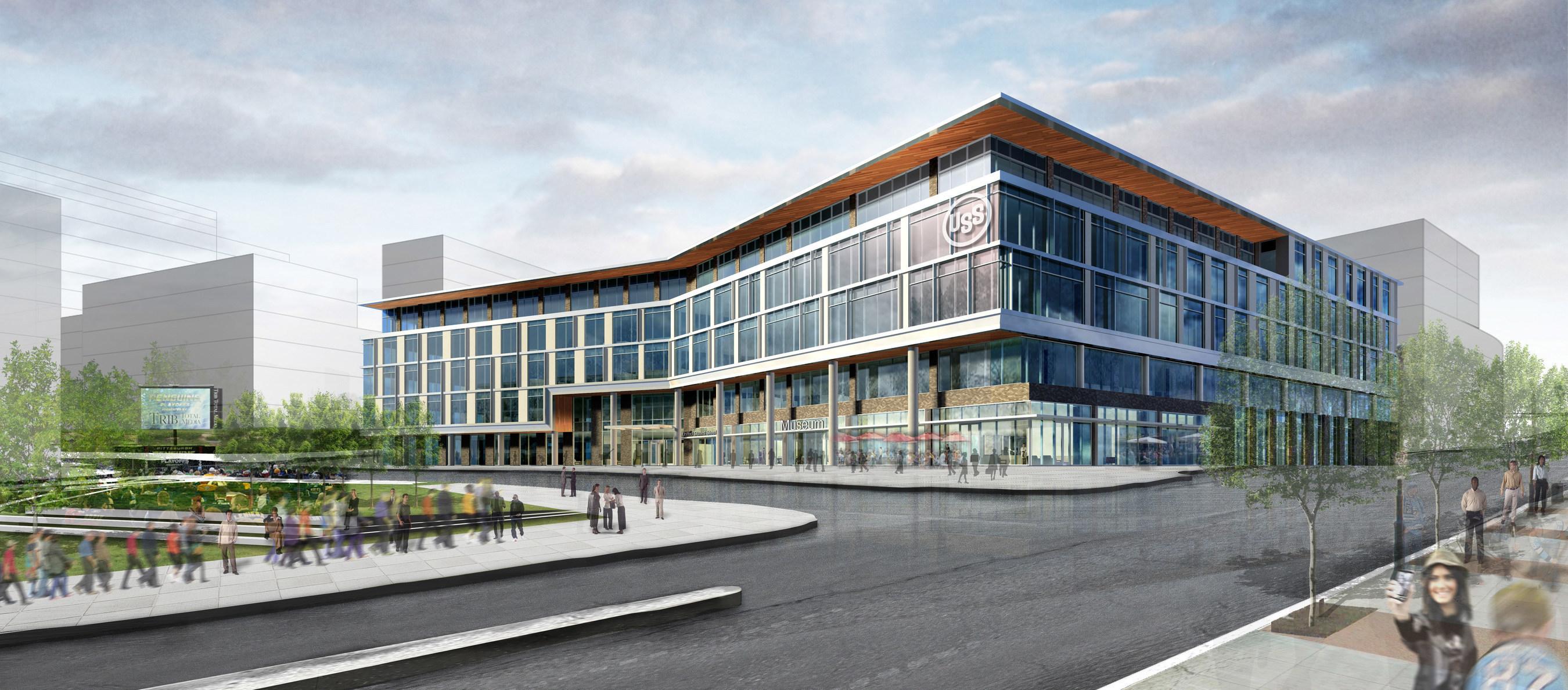 U  S  Steel Announces New Headquarters Location