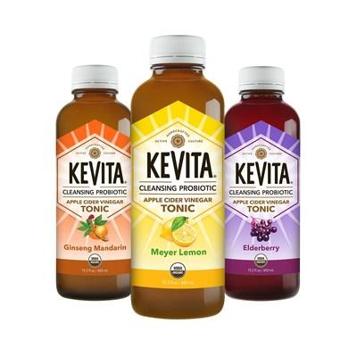 KeVita Cleansing Probiotic Apple Cider Vinegar Tonics