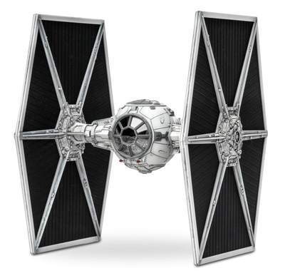 Tie Fighter 43-piece model by Revell, Inc.
