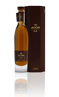 TEQUILA AVION(TM) INTRODUCES AVION RESERVA 44 | The World's Best Tasting Tequila Unveils Exclusive Release of Extra Anejo. (PRNewsFoto/Tequila Avion) (PRNewsFoto/TEQUILA AVION)