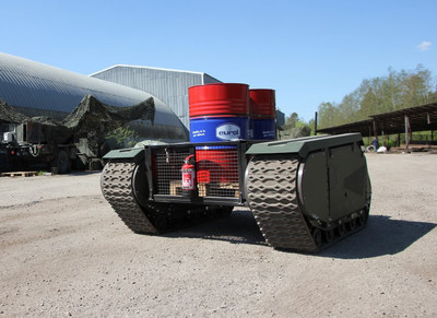 TITAN Unmanned Ground Vehicle