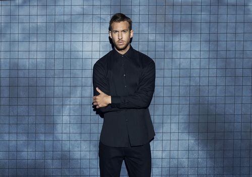 Calvin Harris photographed January 2015 (PRNewsFoto/Hakkasan Group)