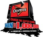 PepsiCo's Doritos brand invites fans worldwide to create their own Doritos advertisements for a chance to win $1 million grand prize. (PRNewsFoto/PepsiCo)